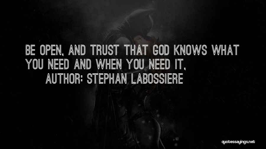 Stephan Labossiere Quotes 328436