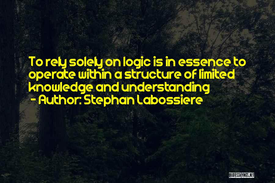 Stephan Labossiere Quotes 617117