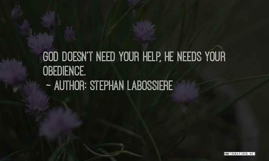 Stephan Labossiere Quotes 620564