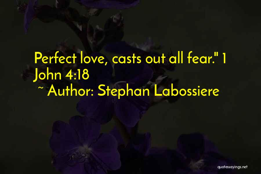 Stephan Labossiere Quotes 80387