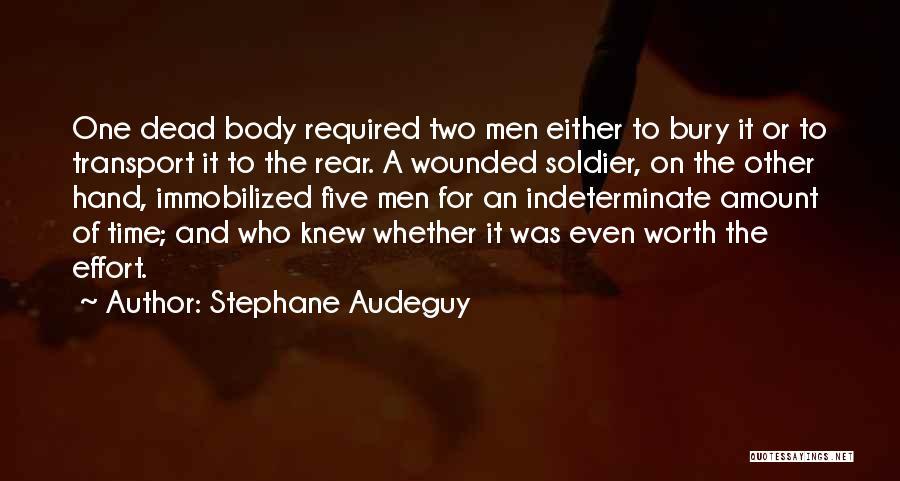 Stephane Audeguy Quotes 1160854