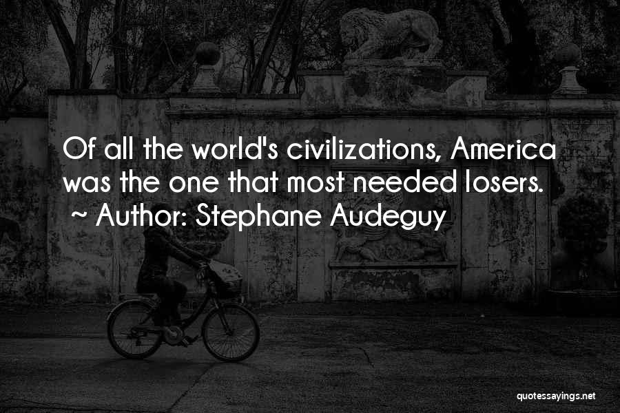 Stephane Audeguy Quotes 1818534