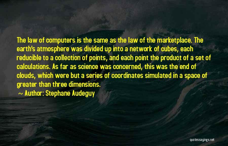 Stephane Audeguy Quotes 2080677