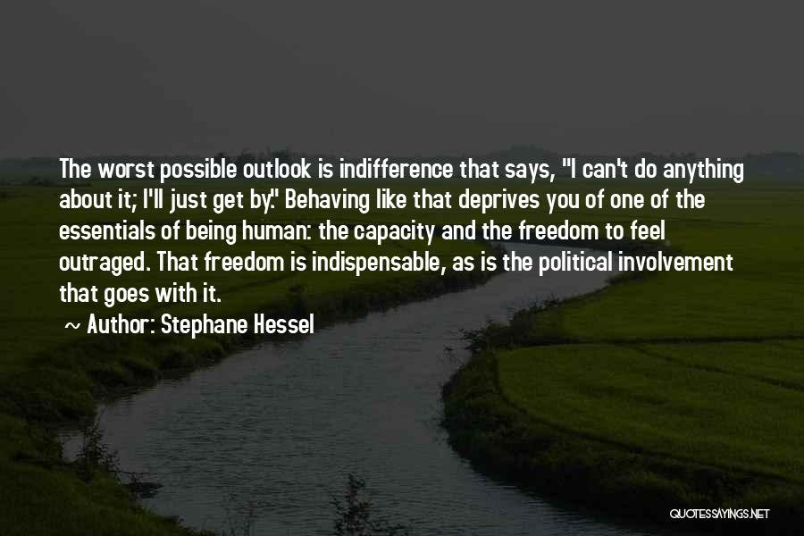 Stephane Hessel Quotes 2170970