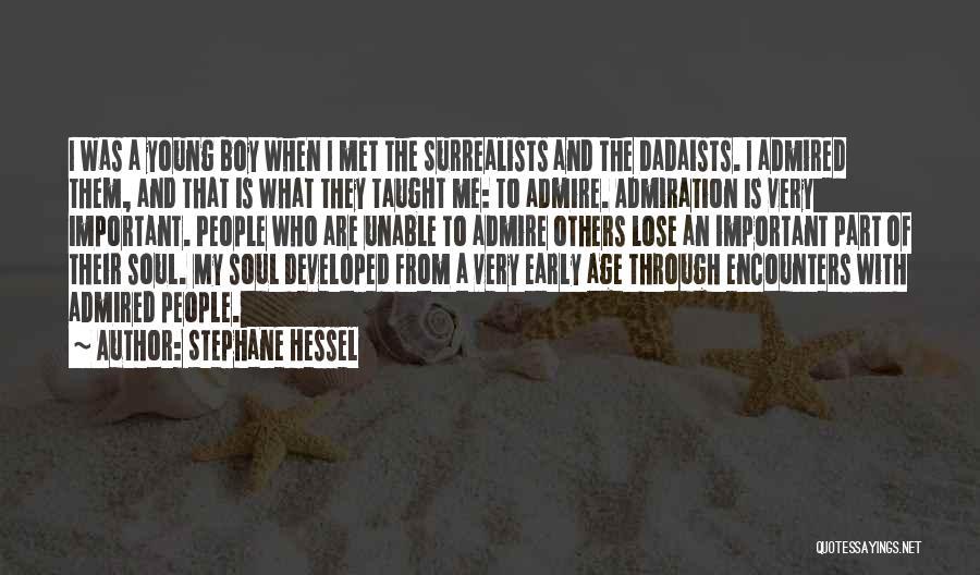 Stephane Hessel Quotes 981876