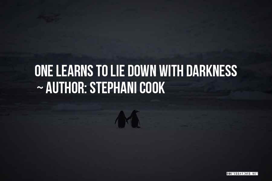 Stephani Cook Quotes 662618