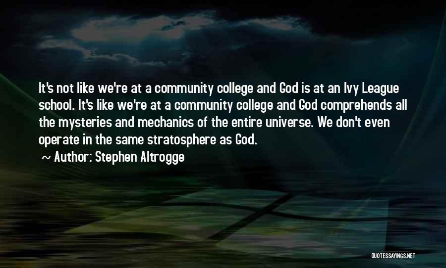 Stephen Altrogge Quotes 1058372