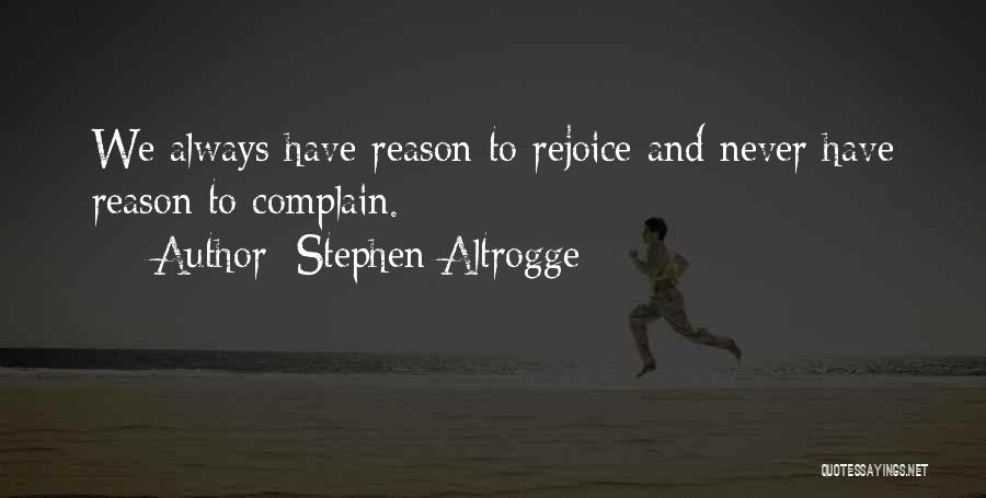 Stephen Altrogge Quotes 1080158
