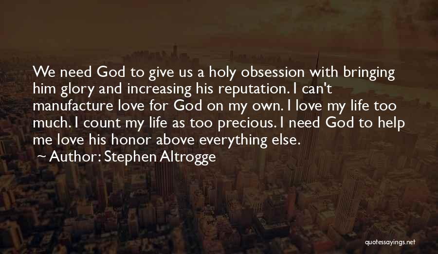 Stephen Altrogge Quotes 1494596