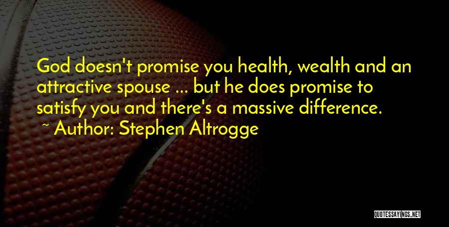 Stephen Altrogge Quotes 827725