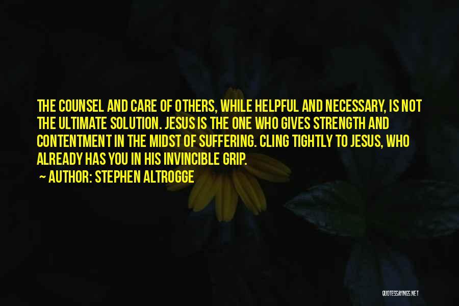 Stephen Altrogge Quotes 873723