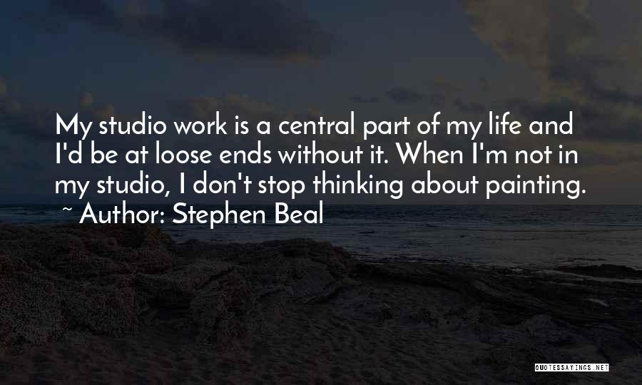 Stephen Beal Quotes 1720113