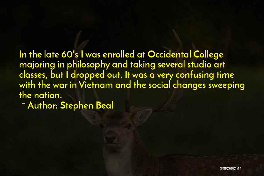 Stephen Beal Quotes 539704
