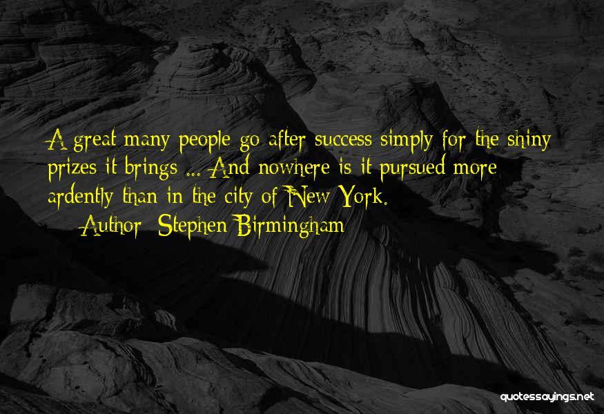 Stephen Birmingham Quotes 2042347