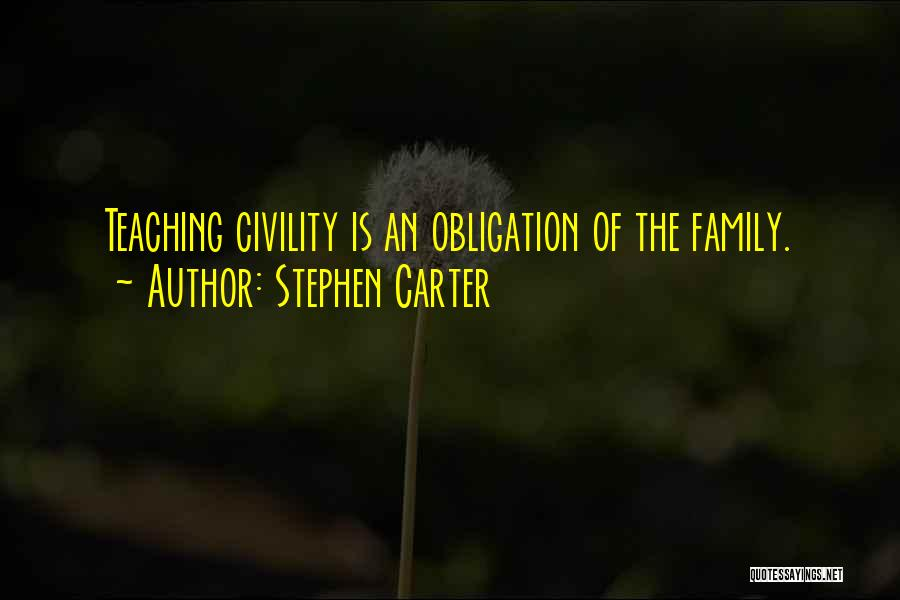 Stephen Carter Quotes 1138293