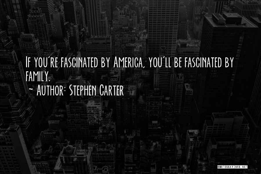 Stephen Carter Quotes 1290794