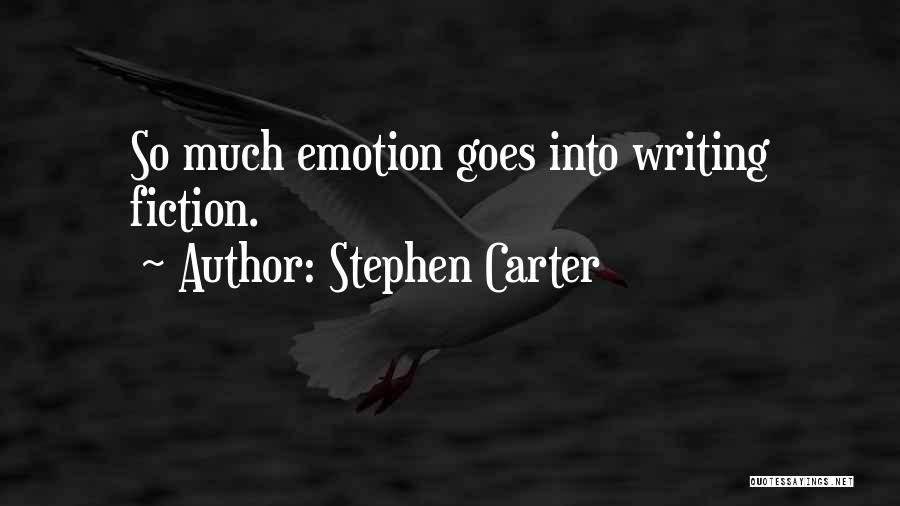 Stephen Carter Quotes 208064