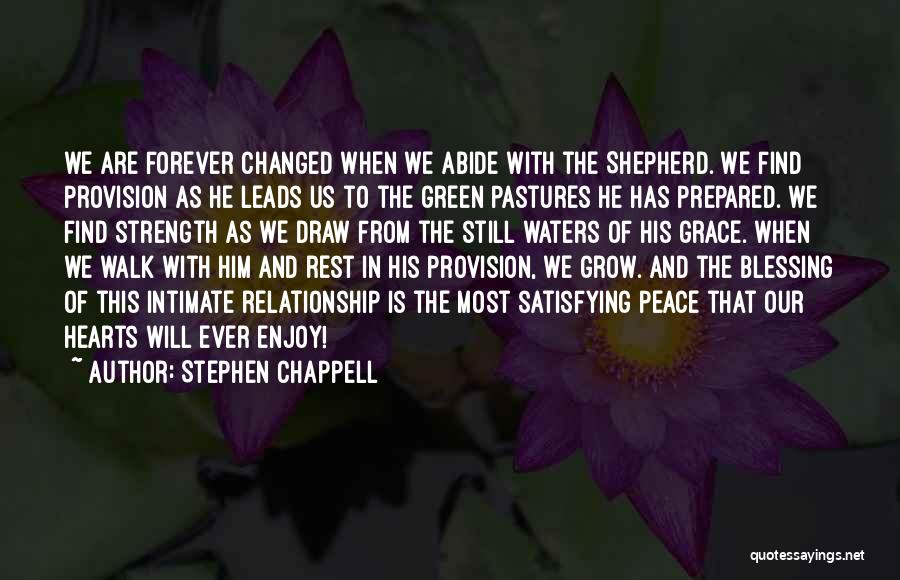 Stephen Chappell Quotes 2249395