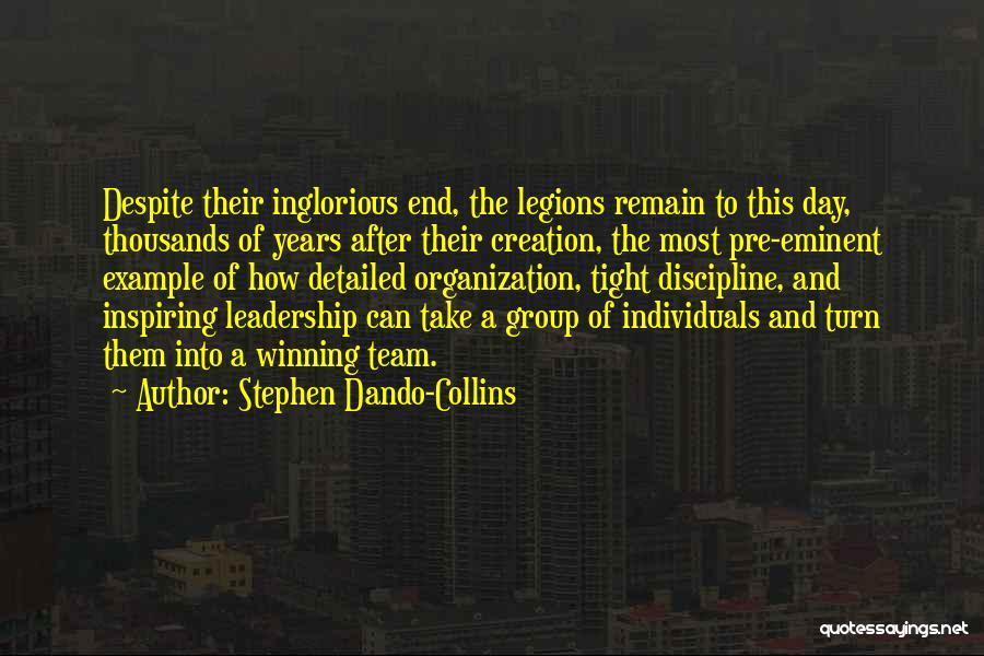 Stephen Dando-Collins Quotes 159032