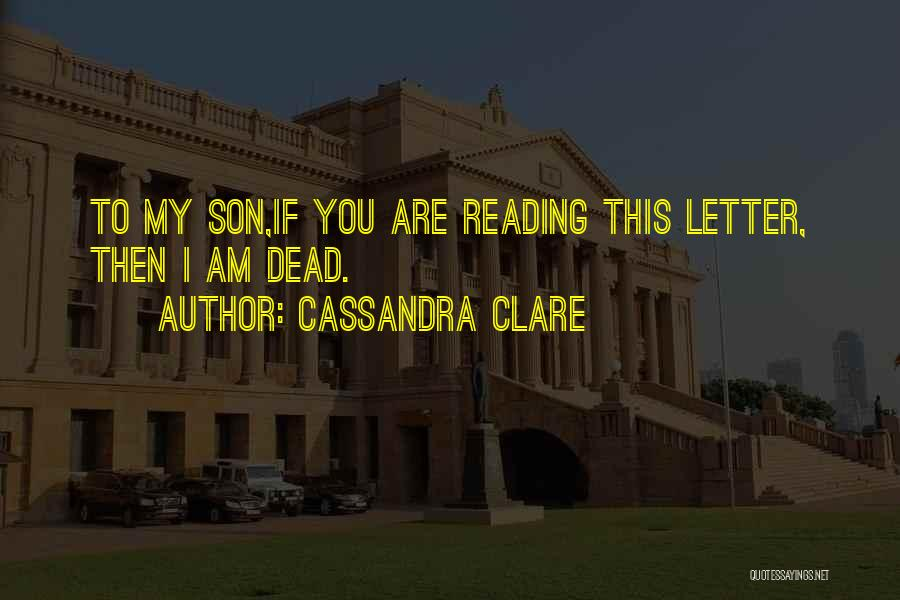 Stephen Herondale Quotes By Cassandra Clare