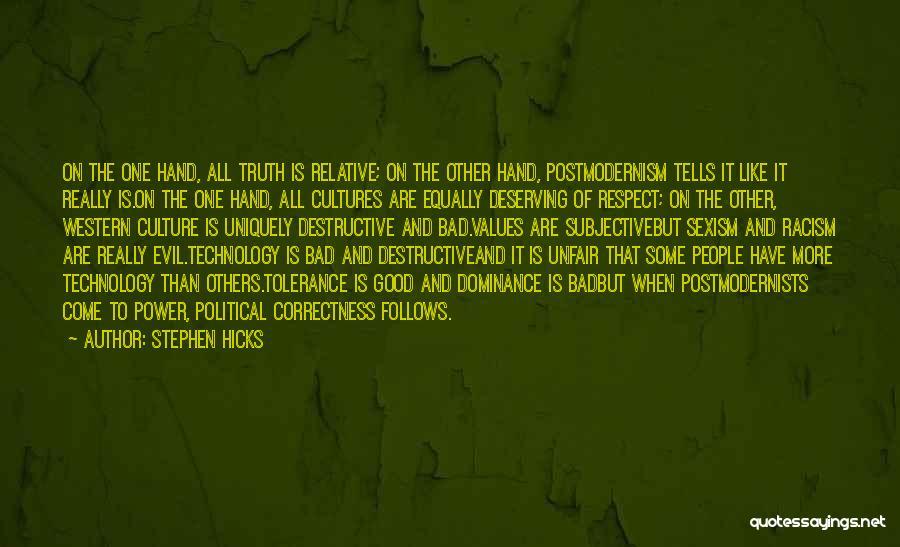 Stephen Hicks Quotes 1759241
