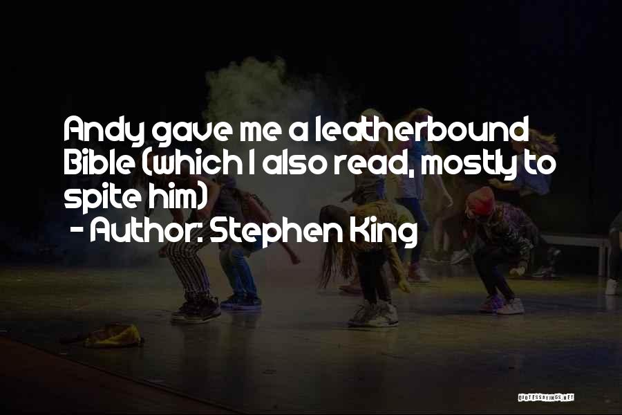 Stephen King Quotes 1244523
