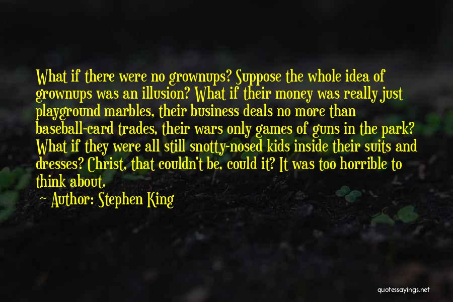 Stephen King Quotes 1529996