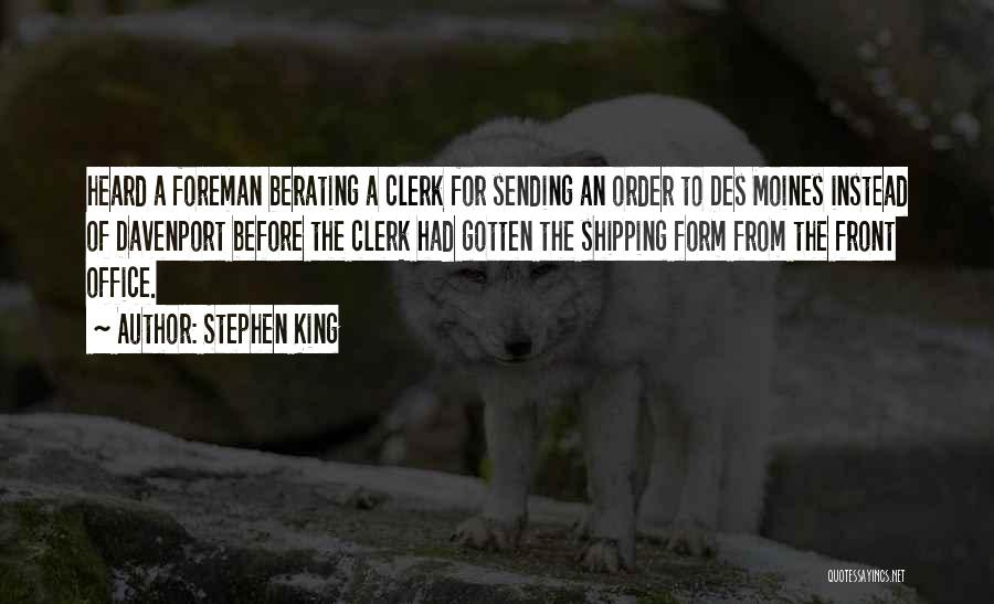 Stephen King Quotes 180347