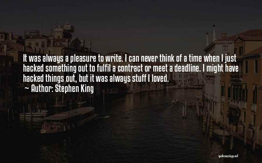 Stephen King Quotes 1811241