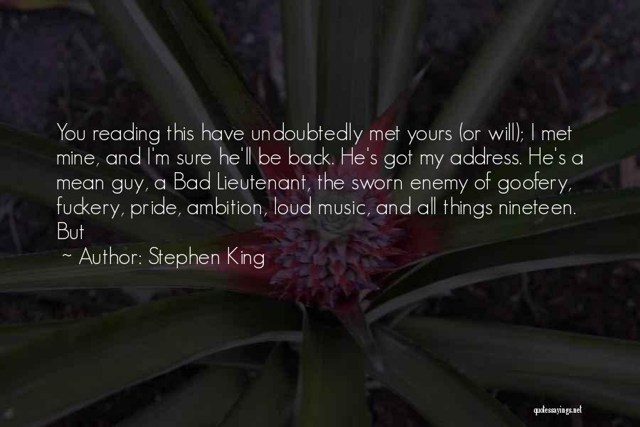 Stephen King Quotes 430437