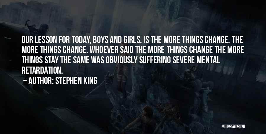 Stephen King Quotes 596761