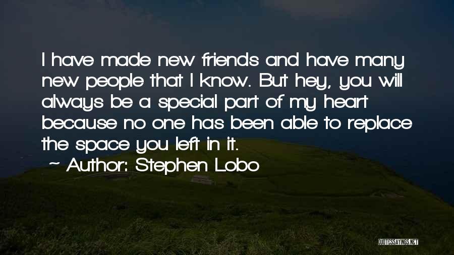Stephen Lobo Quotes 2120079