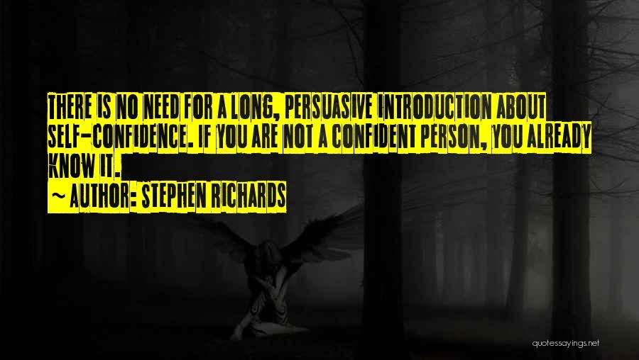 Stephen Richards Quotes 1041943