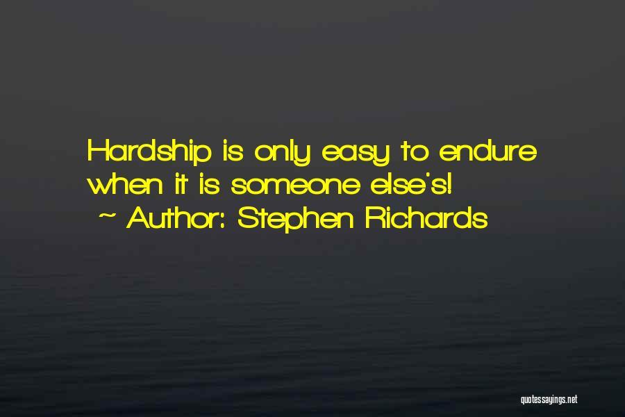 Stephen Richards Quotes 1411501