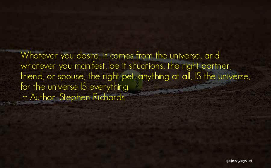 Stephen Richards Quotes 1666125