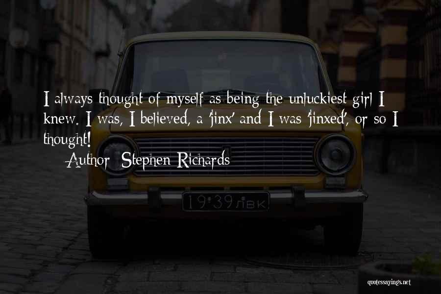 Stephen Richards Quotes 1719888