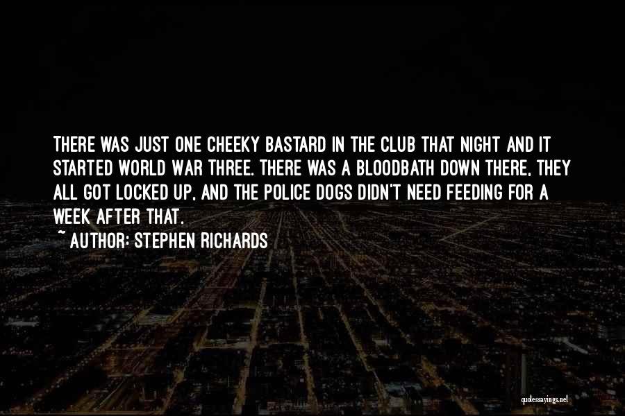Stephen Richards Quotes 2023862