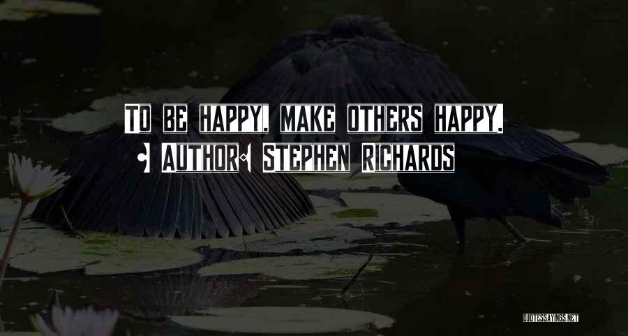 Stephen Richards Quotes 2144730