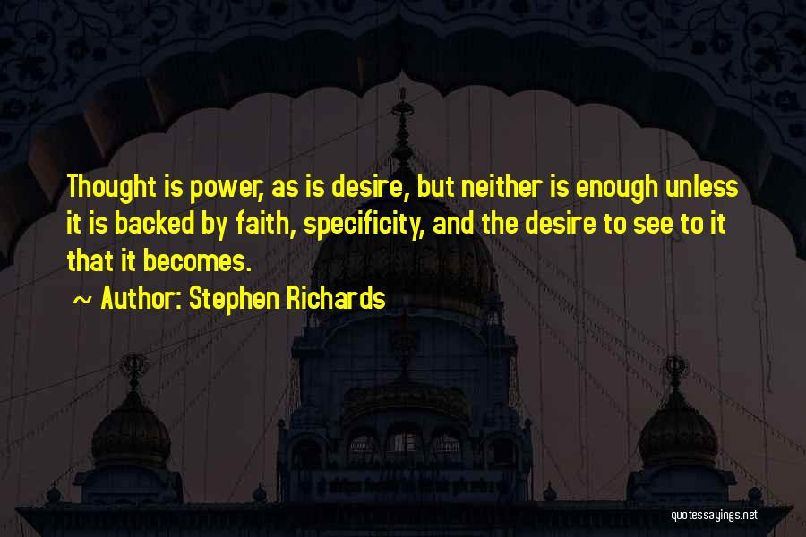 Stephen Richards Quotes 2176035