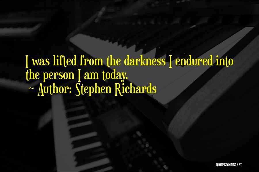 Stephen Richards Quotes 2192541