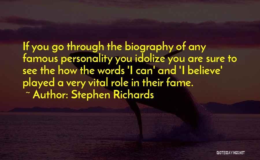Stephen Richards Quotes 2224859