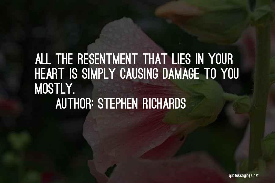 Stephen Richards Quotes 330162
