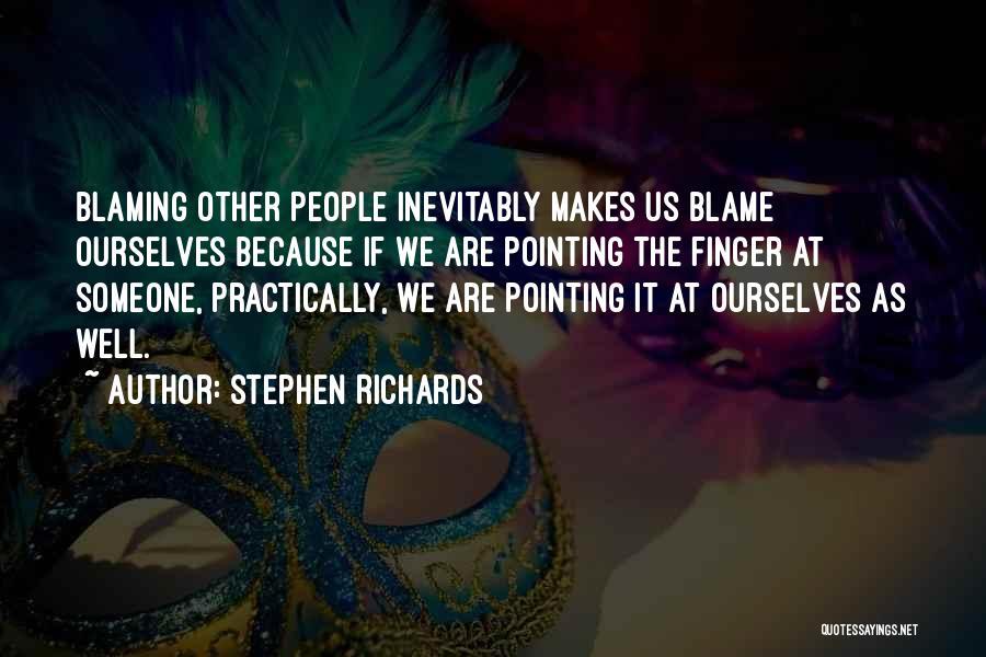 Stephen Richards Quotes 437648