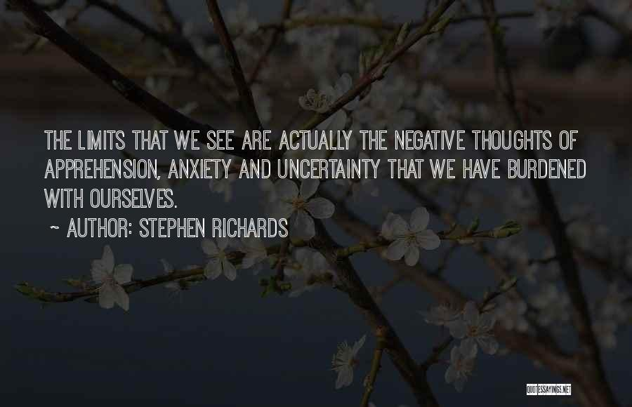 Stephen Richards Quotes 506068