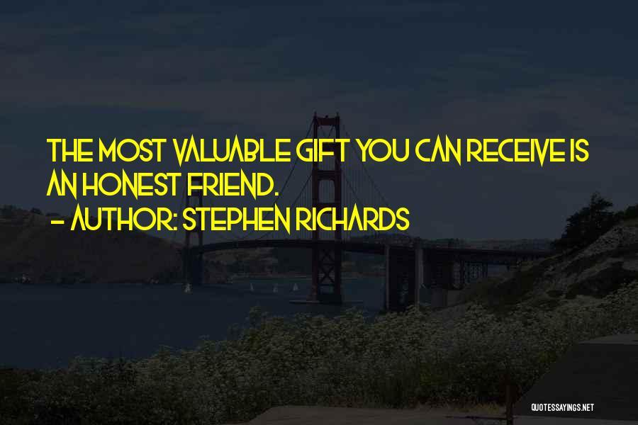 Stephen Richards Quotes 687081