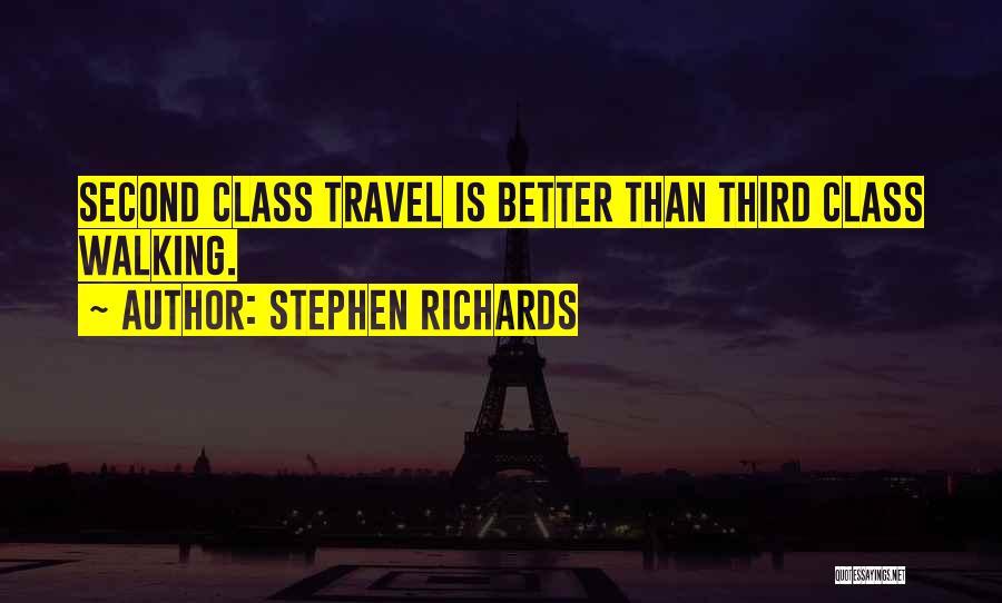 Stephen Richards Quotes 889807