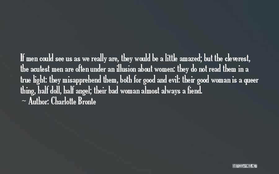 Stereotypes Gender Quotes By Charlotte Bronte