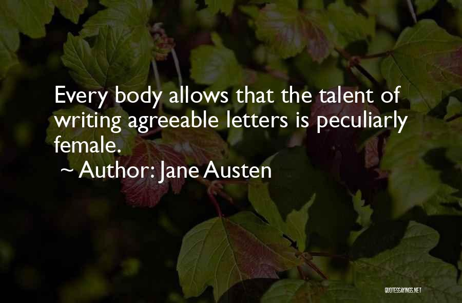 Stereotypes Gender Quotes By Jane Austen