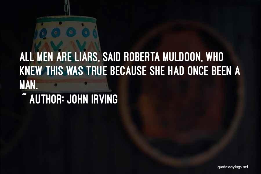 Stereotypes Gender Quotes By John Irving
