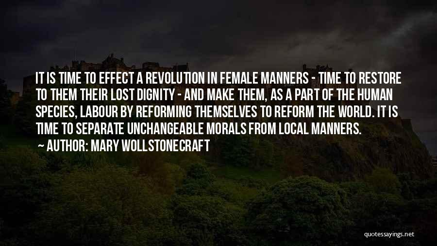Stereotypes Gender Quotes By Mary Wollstonecraft